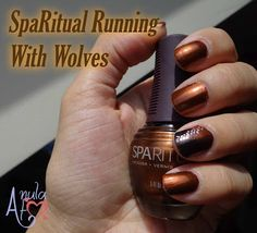SpaRitual Running With Wolves