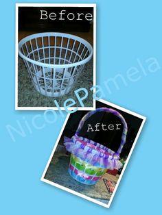Read our Awakened Easter Decoration & Lovely Easter Basket DIY Ideas