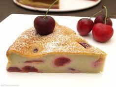 Clafoutis de cerezas - MisThermorecetas