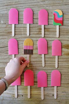 9 Ways to Have Fun With Popsicles Without a Single Drip Memory game