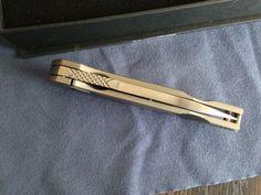 Boker/GTC Knives New Federal Flipper. WOW!