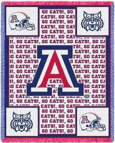 University of Arizona Stadium Blanket
