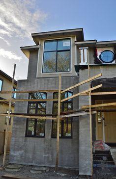 Dunbar Vancouver Custom Built Home - Wallmark Custom Homes - Vancouver, Burnaby & North Shore Model House Plan, House Plans, Vancouver, Custom Built Homes, Dream House Exterior, Home Design Plans, Schmidt, Facade, Houses