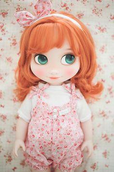 Elsa Fans Products For Your Favorite Frozen Character New Dolls, Ooak Dolls, Blythe Dolls, Girl Dolls, Barbie Dolls, Disney Baby Dolls, Disney Babys, Baby Disney, Pretty Dolls