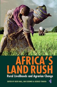 "Interrogates the narratives of ""land grabbing"" and ""agricultural investment"" through detailed local studies that illuminate how these are experienced on the ground and the implications for Africa's land and agricultural economy.  Africa has been at the centre of a ""land grab"" in recent years, with investors lured by projections of rising food prices, growing demand for ""green"" energy, and cheap land and water rights. But such land is often also used or claimed through custom by communities."