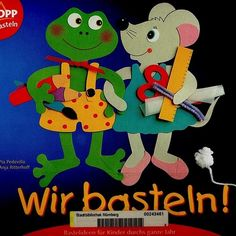 Topp - wirbasteln Summer Crafts, Diy And Crafts, Crafts For Kids, Paper Crafts, School Projects, Projects To Try, Schools First, Class Decoration, Art Plastique