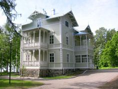 Linnunniemi Villa, Joensuu Finland