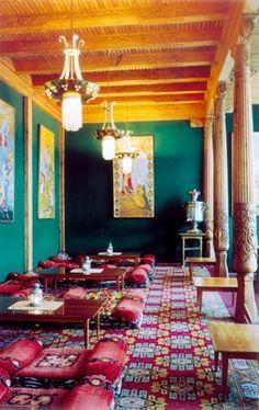Tadshikische Teestube - Zentrale Location, angenehme Atmosphäre, sehr leckere russische Speisen und TEE Besonders Empfehlenswert: Teezeramonie