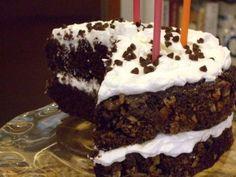 Chocolate Praline Cake