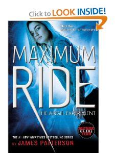 The Angel Experiment: A Maximum Ride Novel (Book 1): James Patterson: Great read, addicting series Teen Fiction - 8 books in series