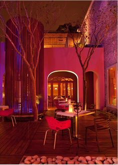 boutique hotels in mexico