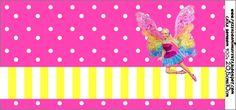 Imprimibles Barbie Fairytopia 6. | Ideas y material gratis para fiestas y celebraciones Oh My Fiesta!