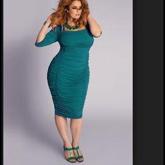 Igigi Renata Jade green dress 18/20 NEW New with tags.  I ship on weekends typically. Igigi Dresses