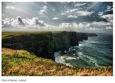 Ireland - Cliffs of Mohr