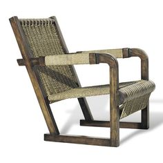 Joshua Tree Lounge Chair - Chairs / Ottomans - Furniture - Products - Ralph Lauren Home - RalphLaurenHome.com