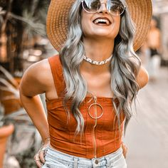 Top 5 Best Sulfate Free Purple Shampoos To Tone Blonde Hair | MayaLaMode Silver Ombre Hair, Dyed Hair Ombre, Hair Dye, Gray Hair, Blonde Hair, Easy 5, Super Easy, Ombre Hair At Home, Ion Color Brilliance