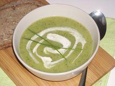 Jennifer's kookkunsten: Courgettesoep