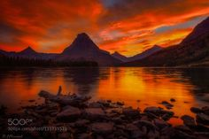 Clearing Storm Sunset by Flomair. Please Like http://fb.me/go4photos and Follow @go4fotos Thank You. :-)