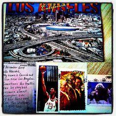 #postcrossing #postcard #stamp #usa #la #losangeles #california #kartpostal #pul #amerika #abd #meleklerşehri