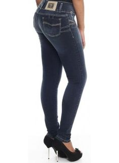 Jeans push-up brasiliani vita medio bassa Sawary cod. 233128