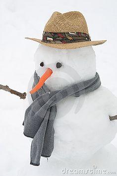 *Dapper Snowman