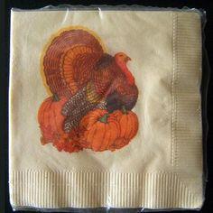 Vintage American Greetings Strawberry Shortcake napkins-kitten,16-3 ply luncheon