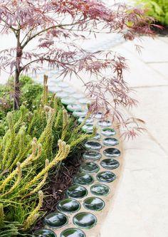 12 ideaa moderniin puutarhaan | Meillä kotona