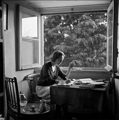 Eduardo Gageiro - Sophia de Mello Breyner - escritora - 1964