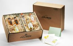 Julibox Cocktail Subscription Box