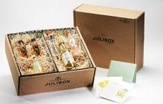 Julibox Cocktail Subscription Box