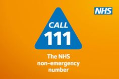 Call 111 in Torbay this Winter to get the right care.  There doesn't seem to be a day go by where we don't hear about the ever increasing pressures on the NHS.  Whether it be for funding, a lack of beds or the good work that these people do 24 hours a day 7 days a week 365 days a year.