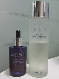 Time for a Review! Missha's Time Revolution: The First Treatment Essence « The Wanderlust Project