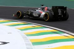 2014 Brazilian Grand Prix. Sauber F1 Team ► Also follow our our board NEWS FROM THE RACE TRACK! - #F1 #SauberF1Team #BrazilGP #Interlagos #FormulaOne #Formula1 #motorsport #GrandPrix #photography #BrazilianGP