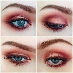 35 Great Grunge Make-up Ideas Red Eyeshadow Looks Great grunge ideas Makeup Makeup Goals, Makeup Inspo, Makeup Inspiration, Makeup Tips, Makeup Ideas, Makeup Tutorials, Makeup Trends, Beauty Make-up, Beauty Hacks