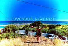 Photo made in Crete - Love Your Madness Crete, Good Times, Madness, Thankful, Love You, Plants, Te Amo, Je T'aime, I Love You