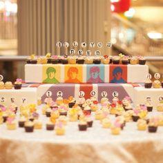 Creative Cupcake Display