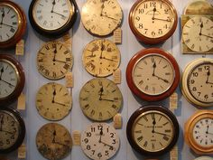 great clock faces