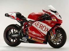 Ducati 999 Xerox team colours