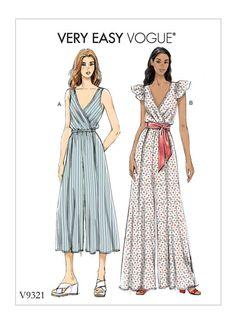 V9321 | Vogue Patterns | Sewing Patterns