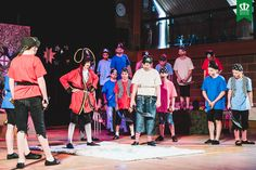 Manor House School's Peter Pan - 2016