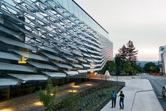 cornell campus morphosis - Google Search