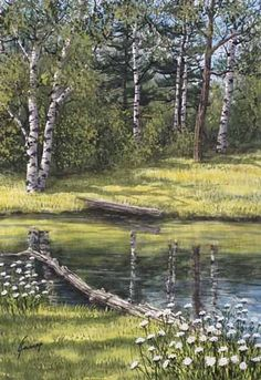 Fish Creek by Kathy Glasnap