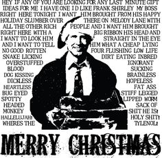 National Lampoon's Christmas Vacation - Chevy Chase as Clark ...