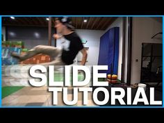 Slide Tutorial – Parkour and Freerunning: How To - YouTube