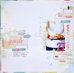 Smile, You are 27 ! art-piaskownica layout