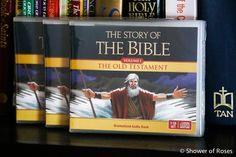 Shower of Roses: The Story of the Bible {Review & Giveaway}
