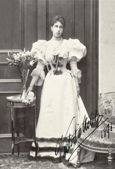 Princess Victoria Melita of Edinburgh Grand Duchess of Hesse