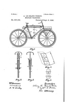 Patent US567162 - le g-rand peirce - Google Patents
