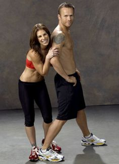 Picture: Jillian Michaels and Bob Harper on NBC's 'The Biggest Loser.' Pic is in a photo gallery for Bob Harper featuring 38 pictures. Weight Loss Secrets, Best Weight Loss, Healthy Weight Loss, Reduce Weight, How To Lose Weight Fast, Biggest Loser Diet, Skinny Rules, Fitness Tips, Health Fitness