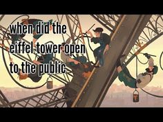 when did the eiffel tower open for the public